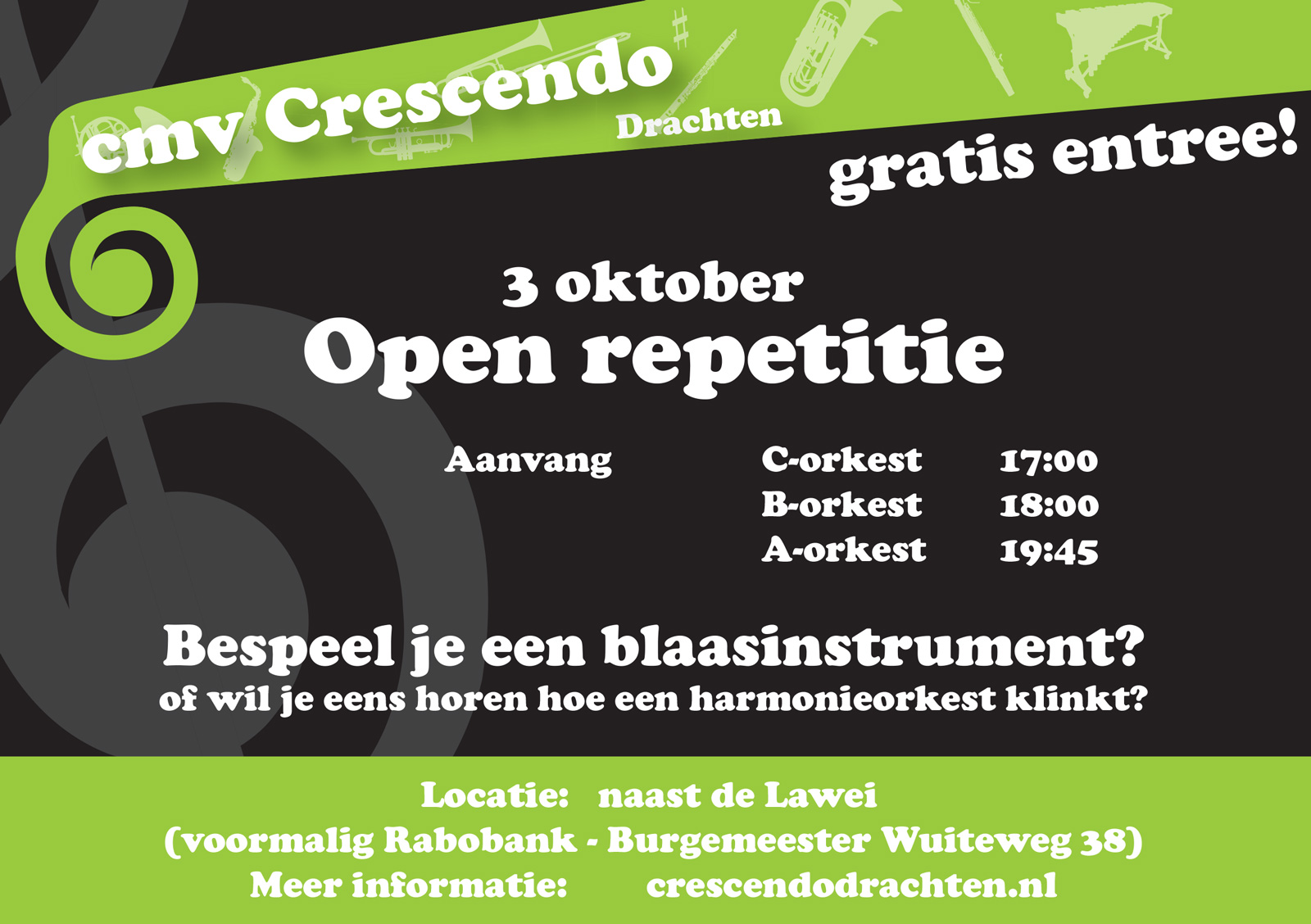 20171003 Open Repetitie Flyer A5